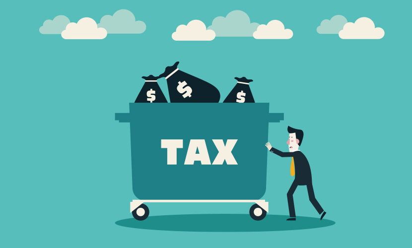 australia how to find amount of paid tax